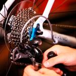 Preparar la bicicleta